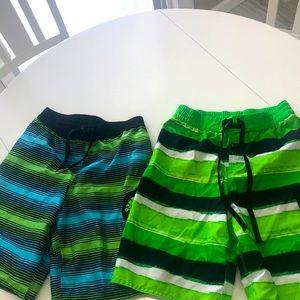 Boys Adidas Swim Trunks